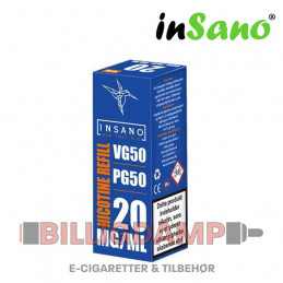 Nikotin Base 20 mg. 10 ml....