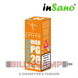 Nikotin Base 20 mg. 10 ml....