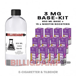 Base-Kit (3 mg - 100VG) -...