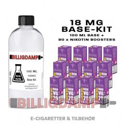 Base-Kit (18 mg - 100VG) -...