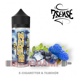 The Buzz : Blue Slush (80 ml.)