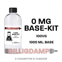 Base-Kit (0 mg - 100VG) -...