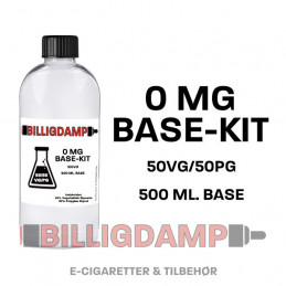 Base-Kit (0 mg - 50VG/50PG)...