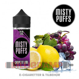 Misty Puffs : Grape'n'Lime...
