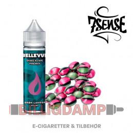 Bellevue : Grøn Lakrids (20 ml.)