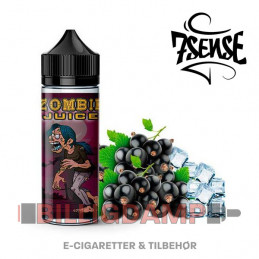 Zombie Juice : Scourge - Blackcurrant (80 ml.)